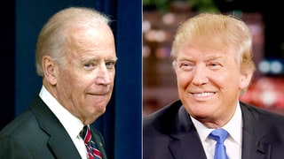 Joe Biden Thinks 'It's Possible' Donald Trump Could Be Next President