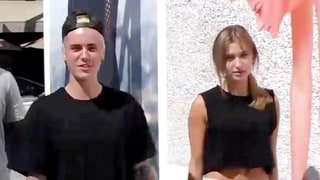 Justin Bieber Kisses Hailey Baldwin in New Instagram Pic