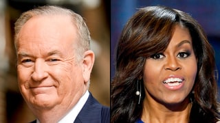 Bill O'Reilly Responds to Michelle Obama's DNC Speech: Slaves Who Built the White House Were 'Well Fed'