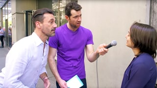 A Threesome With Jon Hamm and Billy Eichner? Find Out Who Turned Them Down