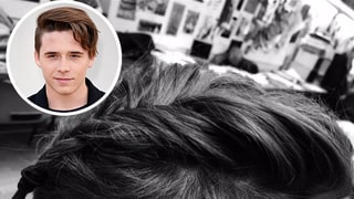 Forget Man Buns! Brooklyn Beckham's New Man Braid Trend Is in: Find Out How to Get the Look!