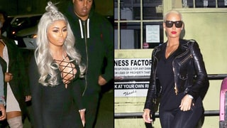 Blac Chyna and BFF Amber Rose Party at Club Amid Kardashian Drama: Details!