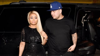Rob Kardashian and Blac Chyna's Fight Was 'Explosive,' But They'll 'Be Over It' Soon