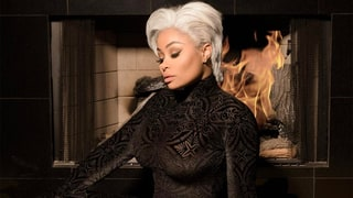 Blac Chyna Channels Kris Jenner With New Silver Pixie Cut: Photos