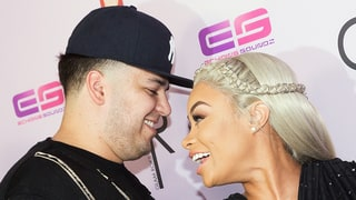 Blac Chyna Twerks for Rob Kardashian: Watch