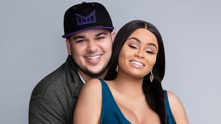 Rob Kardashian and Blac Chyna Show Off Matching Diamond-Encrusted Watches After Kim Kardashian's Robbery