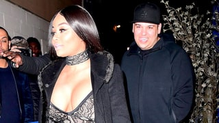Blac Chyna (in a Crazy Jumpsuit!), Rob Kardashian Hit First Event Since Dream's Arrival: Photos
