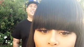 Rob Kardashian Snapchats With Pregnant Blac Chyna After 'Explosive' Fight