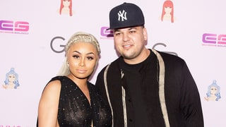 Blac Chyna Shares Sweet Snaps of Rob Kardashian Doting on Daughter Dream