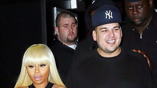 Blac Chyna, Rob Kardashian Still Invited to Family Christmas Party, Aren't Being Shunned By His Sisters