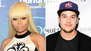 Blac Chyna Appears to Embrace Rob Kardashian in This Romantic Shot: 'The Beginning'