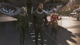 'Black Panther' Trailer: Watch Hero Prepare to Battle Ominous Villain
