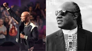 Watch Common, Stevie Wonder's Political 'Black America Again' Video
