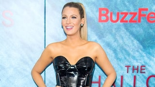 See Both of Pregnant Blake Lively's Premiere Dresses, Including One With a Thigh-High Slit!