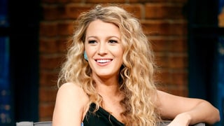 Pregnant Blake Lively's Most Recent Hairstyle Will Make You Want to Get a Perm