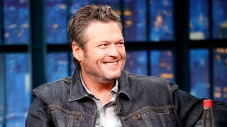 Blake Shelton 'Still Can't Believe' He's Dating Gwen Stefani