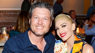 Gwen Stefani Gets Adorably 'Tongue-Tied' When Discussing Possibly Marrying Boyfriend Blake Shelton