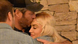 Blake Shelton, Gwen Stefani Kiss, Look Happier Than Ever During Date Night — See Their Cute PDA!