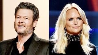 Blake Shelton, Miranda Lambert Didn't Interact at ACM Honor Awards