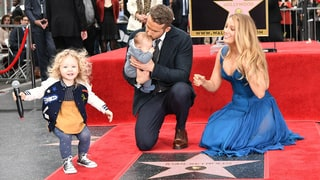 Blake Lively, Ryan Reynolds' Children Make Public Debut at Walk of Fame Ceremony — See the Adorable Photos