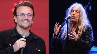 Watch U2, Patti Smith Perform Moving 'Mothers of the Disappeared' in Paris