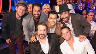 'NSync, Backstreet Boys, 98 Degrees and O-Town Team Up for Epic Boy Band Collab 'In the End'