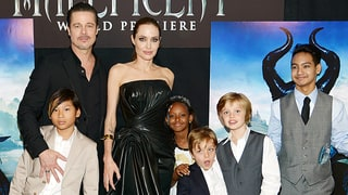 Flashback: Remember When Brad Pitt and Angelina Jolie Took Their Kids to the 'Maleficent' Premiere?