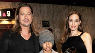 Angelina Jolie, Brad Pitt's Son Pax Breaks His Leg During Family Holiday Vacation in Thailand