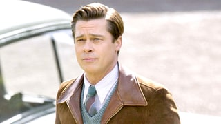 Brad Pitt Is Clean Cut and More Handsome Than Ever: See the Pics