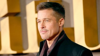 Brad Pitt Won't Be Celebrating Thanksgiving With Angelina Jolie and Their Kids