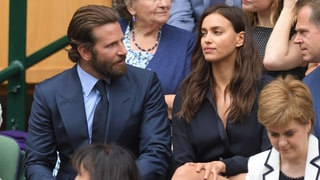 Irina Shayk's Tears at Wimbledon Explained: She Had Hay Fever