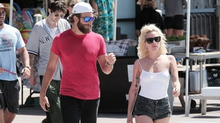 Bradley Cooper, Lady Gaga Go Grocery Shopping Together in Malibu