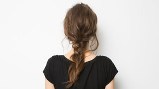 This Effortlessly Chic Braid by the Kardashians' Stylist Will Become Your New Next-Day Hair Go-To!