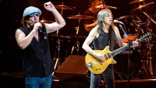 AC/DC's Brian Johnson Remembers 'Genius' Malcolm Young