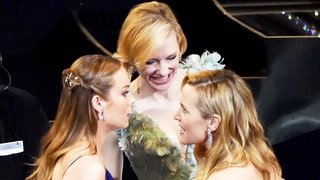 Brie Larson, Cate Blanchett and Kate Winslet