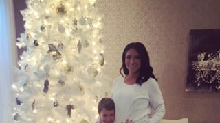Bristol Palin Shows Off Growing Baby Bump, Is