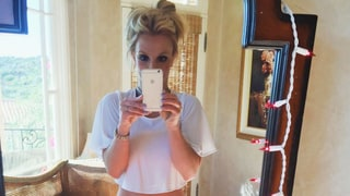 Britney Spears Showcases Her Flat Tummy, Toned Thighs After Photoshop Flap