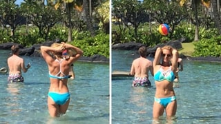 Britney Spears Showcases Bikini Body in Hawaii After Photoshop Drama