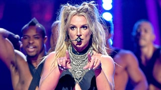 Britney Spears Gives Us 'Baby One More Time' Vibes as She Performs in Pigtails at iHeartRadio Music Festival 2016