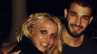 Britney Spears Shares New Year's Eve Pic Cozying Up to Rumored Boyfriend Sam Asghari
