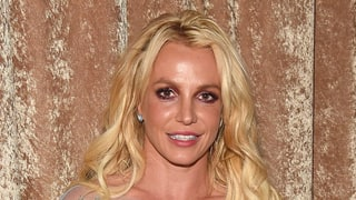 Britney Spears Shares Topless Photo After Lifetime Biopic 'Britney Ever After' Airs
