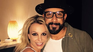 Backstreet Boy A.J. McLean Raves About Britney Spears' Hot Body: 'She Looks Fantastic!'