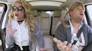 Britney Spears Makes Carpool Karaoke Debut: Talks Marriage, Men and Wanting Three More Kids