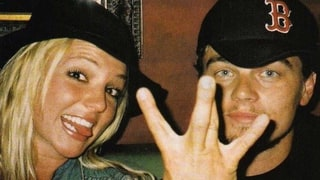 Britney Spears and Leonardo DiCaprio Are Goofy and Adorable in Amazing Throwback Pic