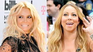 Watch Britney Spears, Mariah Carey Forget They've Met Other Stars