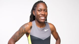 Olympic Long Jumper Brittney Reese Shares Her Training Playlist With Us