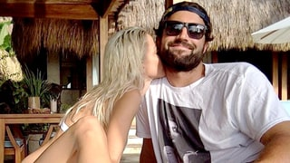 Brody Jenner Is Engaged to Kaitlynn Carter: See Their Sexy Announcement