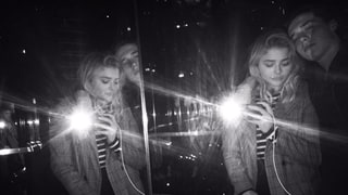 Brooklyn Beckham Calls Girlfriend Chloe Grace Moretz His 'Bae': See the Takeout Dinner Pic