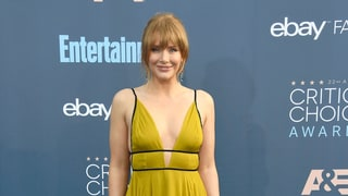 Bryce Dallas Howard Wears an Off-the-Rack $240 Topshop Dress to the Critics' Choice Awards