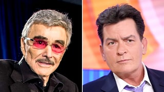 "Burt Reynolds: Charlie Sheen Is ""Getting What He Deserves"""